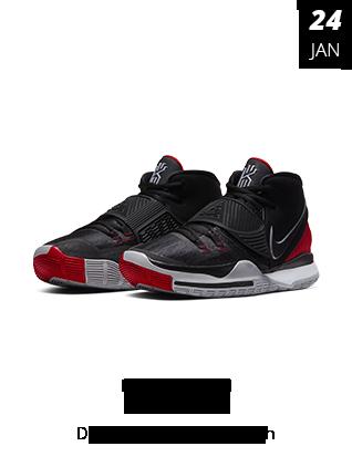 24_01_19 - Tênis Nike Kyrie VI Bred Preto BQ463-0-002
