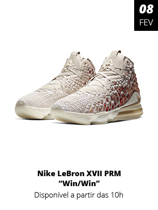 08_02_20 - Tênis Nike Lebron XVII PRM CT346-6-001