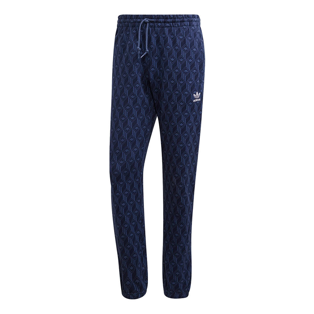 Calca-adidas-Mono-AOP-Masculina-Azul