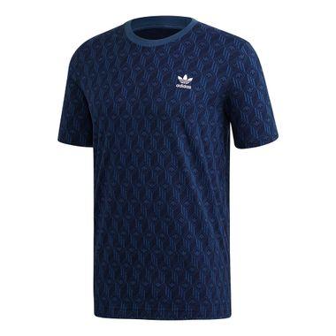 Camiseta-adidas-Mono-AOP-Masculina-Azul