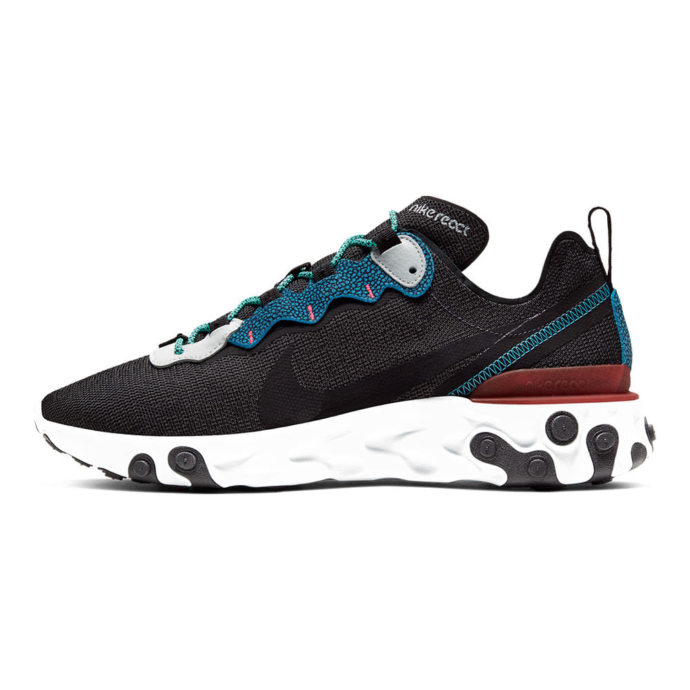 Tenis-Nike-React-Element-55-SE-Masculino-Preto