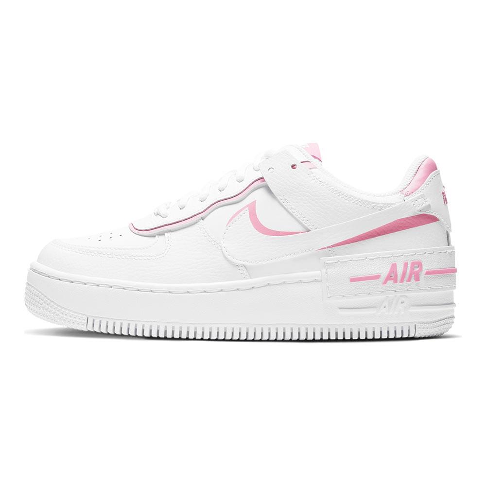 Tenis-Nike-Air-Force-1-Shadow-Feminino-Branco