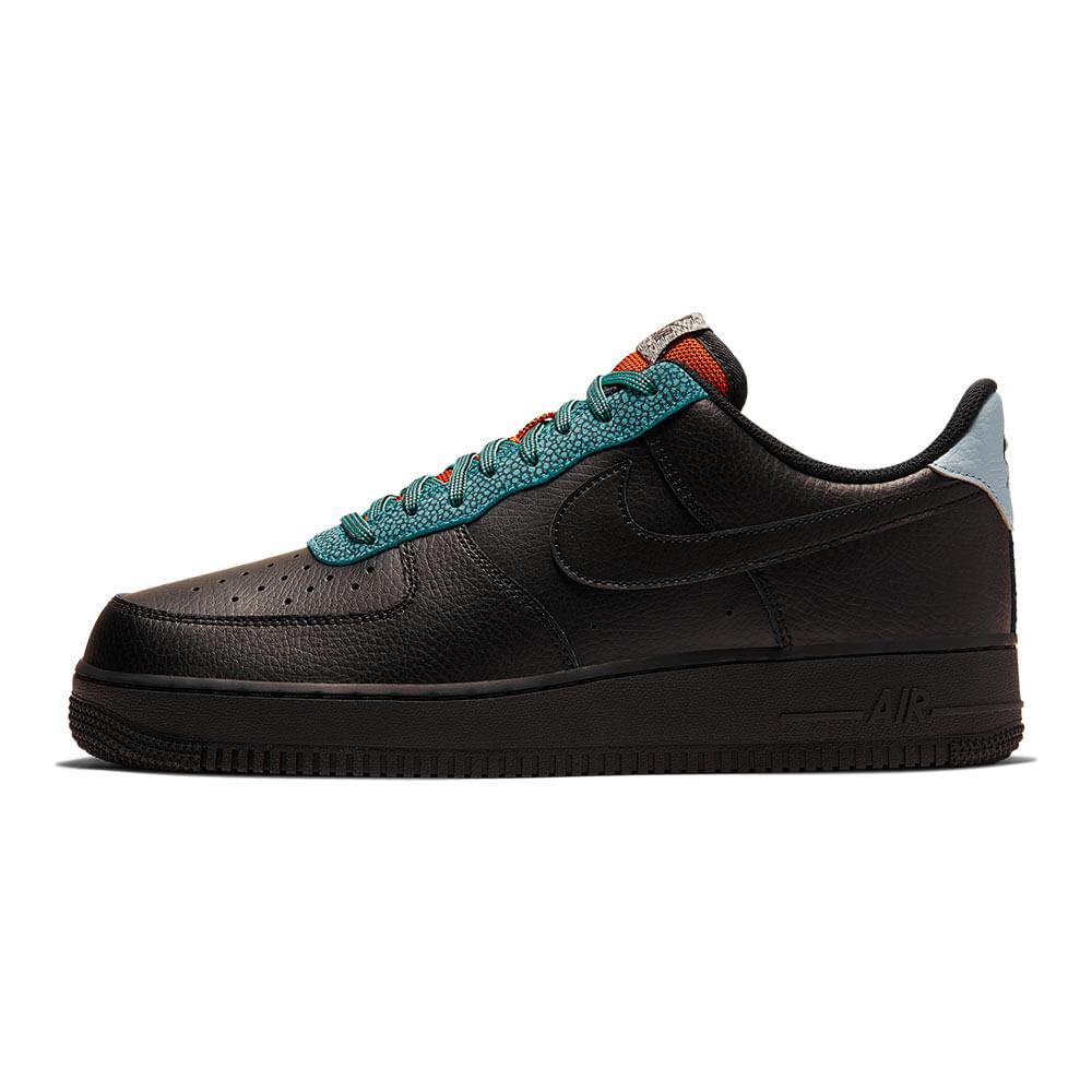 Tenis-Nike-Air-Force-1-07-Lv8-Masculino-Preto