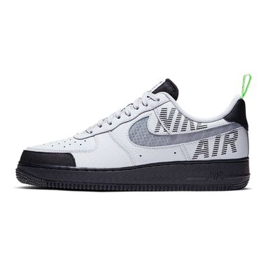 Tenis-Nike-Air-Force-1-07-Lv8-Masculino-Cinza
