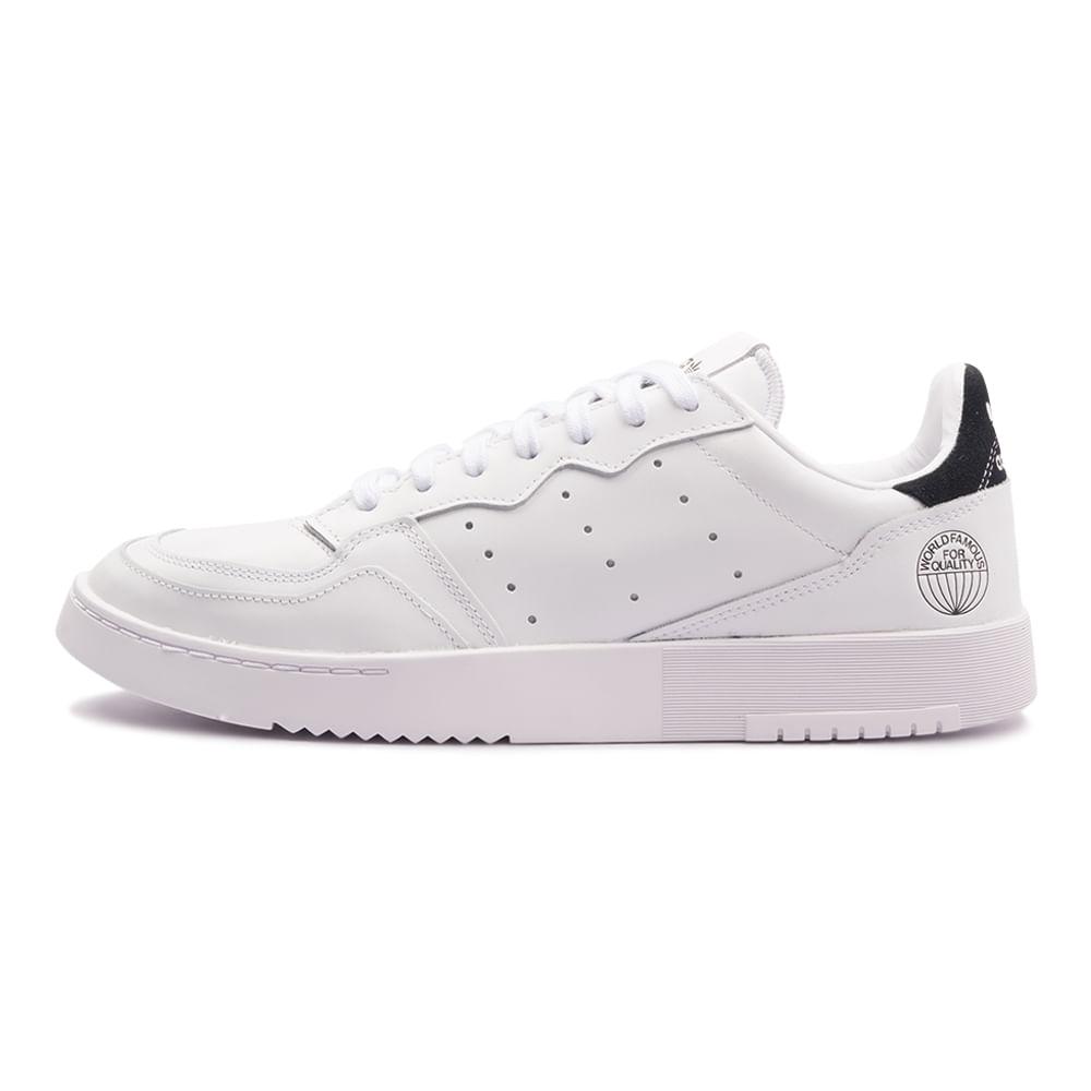Tenis-adidas-Supercourt-Masculino-Branco