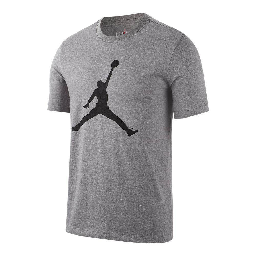 Camiseta-Jordan-Jumpman-Masculina-Cinza