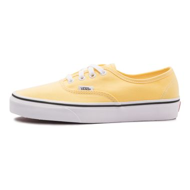 Tenis-Vans-Authentic-Amarela