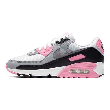 air max 90 preto e rosa