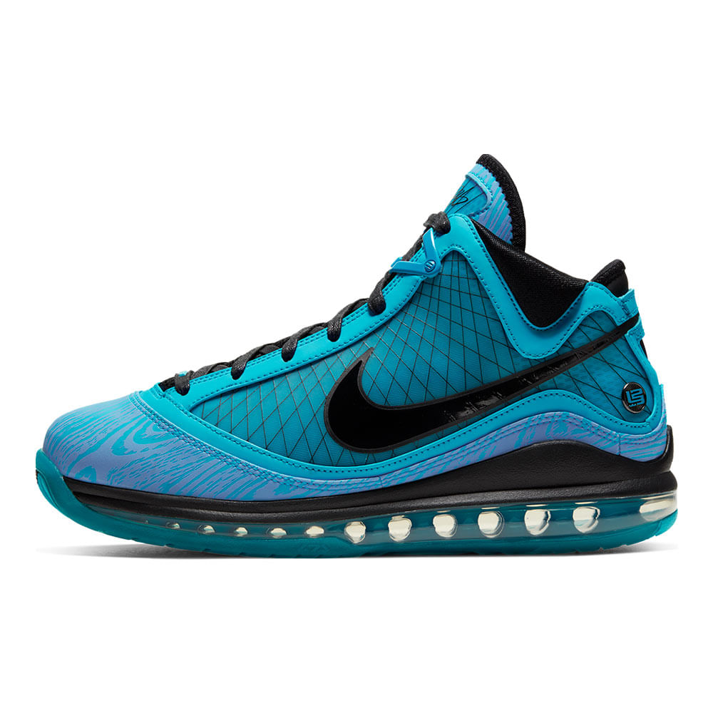 Tenis-Nike-Lebron-VII-QS-Masculino-Azul