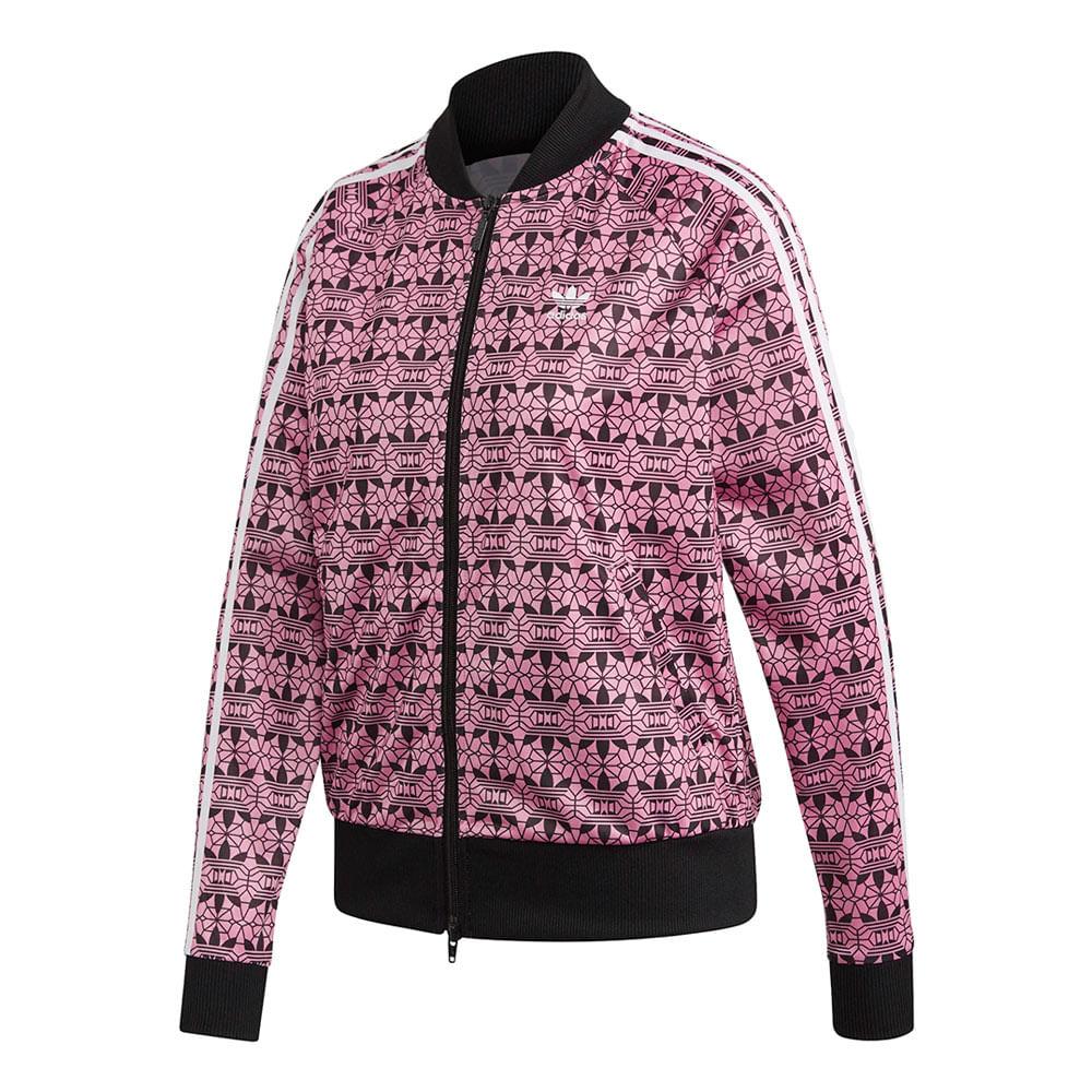 Jaqueta-adidas-AOP-Feminina-Multicolor