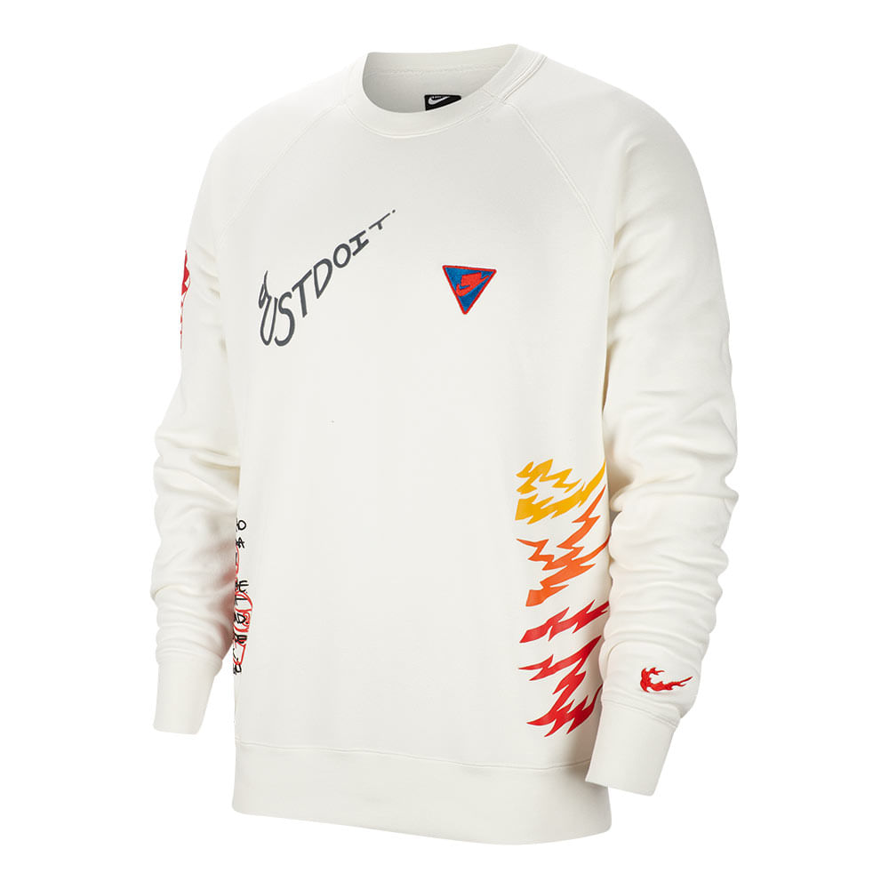 Blusa-Nike-SB-Masculina-Branca