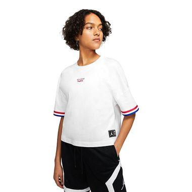 Top-Jordan-X-PSG-SS-Feminino-Branco