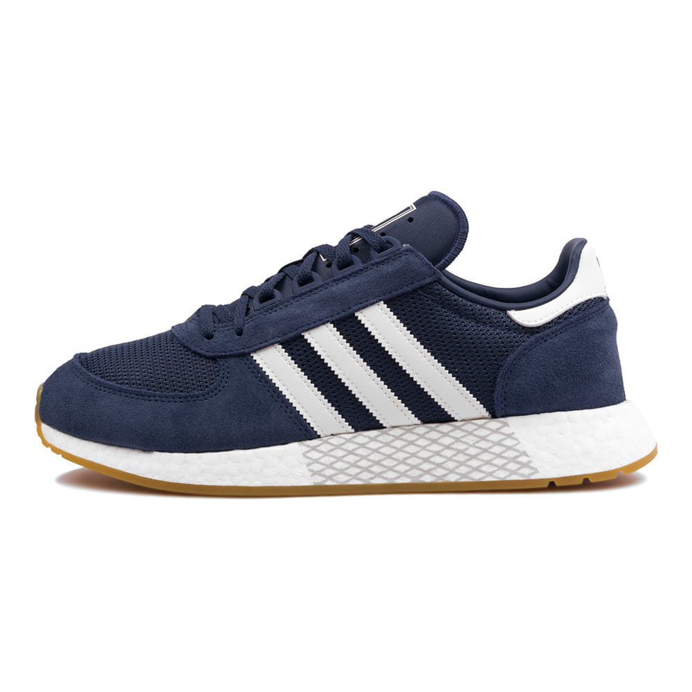 Tenis-adidas-Marathon-Tech-Azul