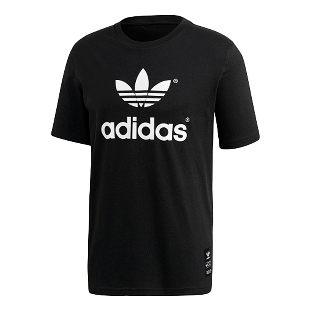 Camiseta-adidas-Trefoil-Hist-72-Masculina-Preta