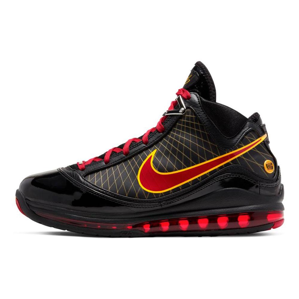 Tenis-Nike-Lebron-VII-QS-Masculino-Preto
