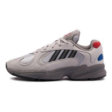 Tenis-adidas-Yung-1-Masculino-Cinza