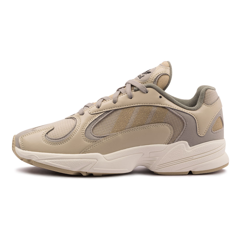 Tenis-adidas-Yung-1-Masculino-Bege