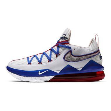 Tenis-Nike-LeBron-XVII-Low-Masculino-Branco