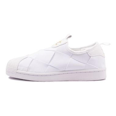 Tenis-adidas-Superstar-Slip-On-Feminino-Branco