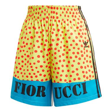 Shorts-adidas-Graphic-Feminino-Multicolor