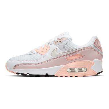 air max 90 rosa e branco
