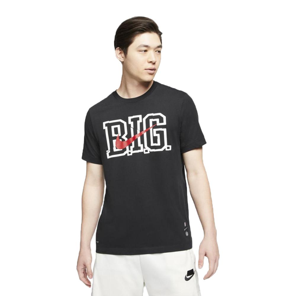 Camiseta-Nike-Tee-Biggie-Masculina-Preta