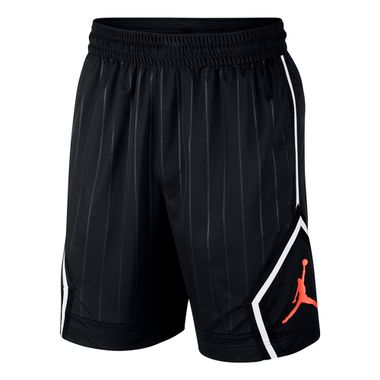 Shorts-Jordan-Jumpman-Diamond-Preto