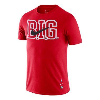 Blusa-Nike-Tee-Biggie-Masculina-Vermelha