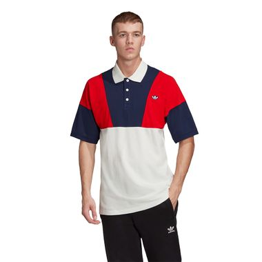 Camiseta-adidas-Polo-Masculina-Multicolor