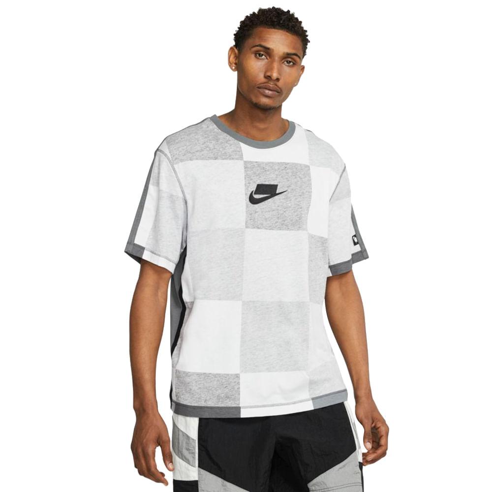 Camiseta-Nike-Top-SS-Masculina-Multicolor