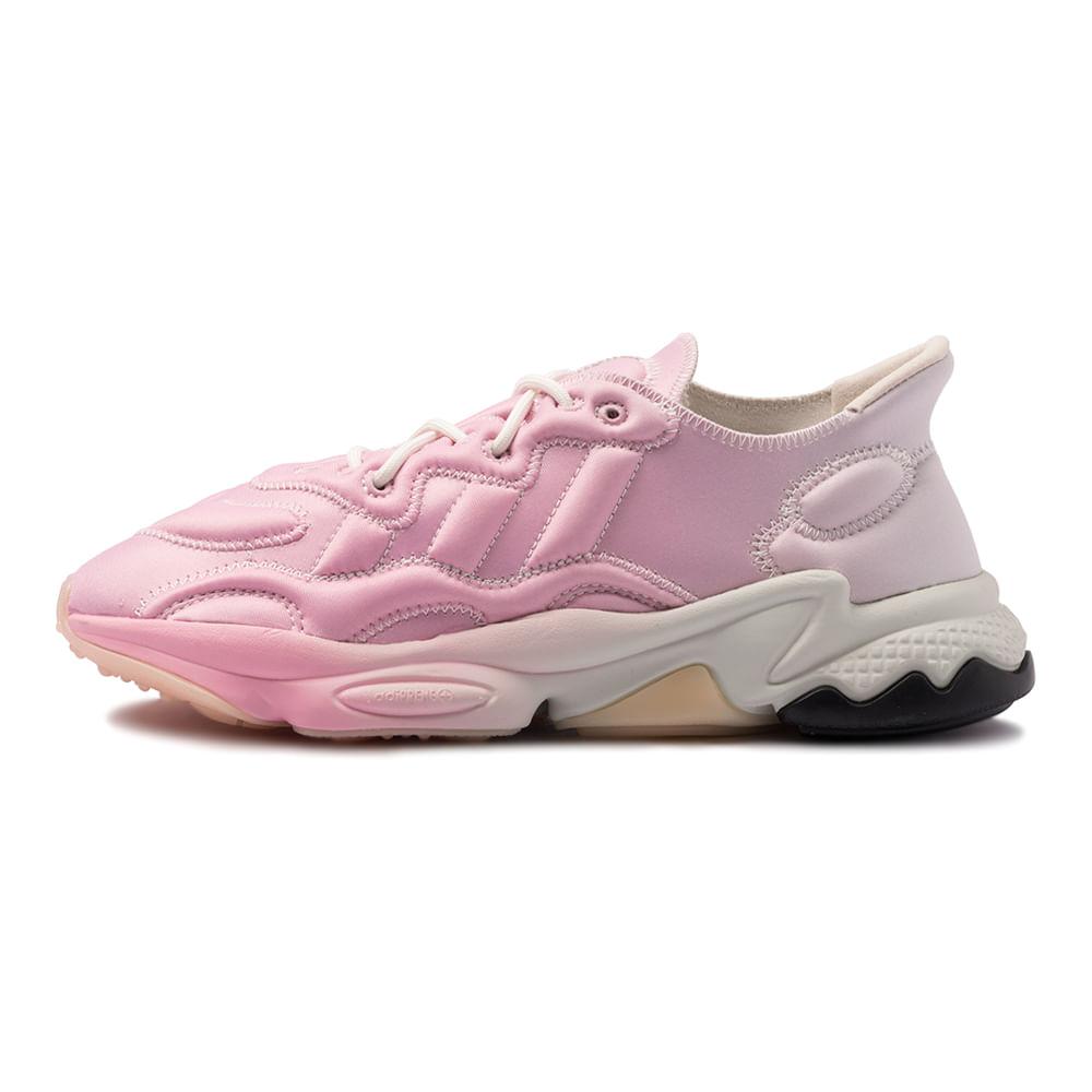 Tenis-adidas-Ozweego-3D-Feminino-Rosa