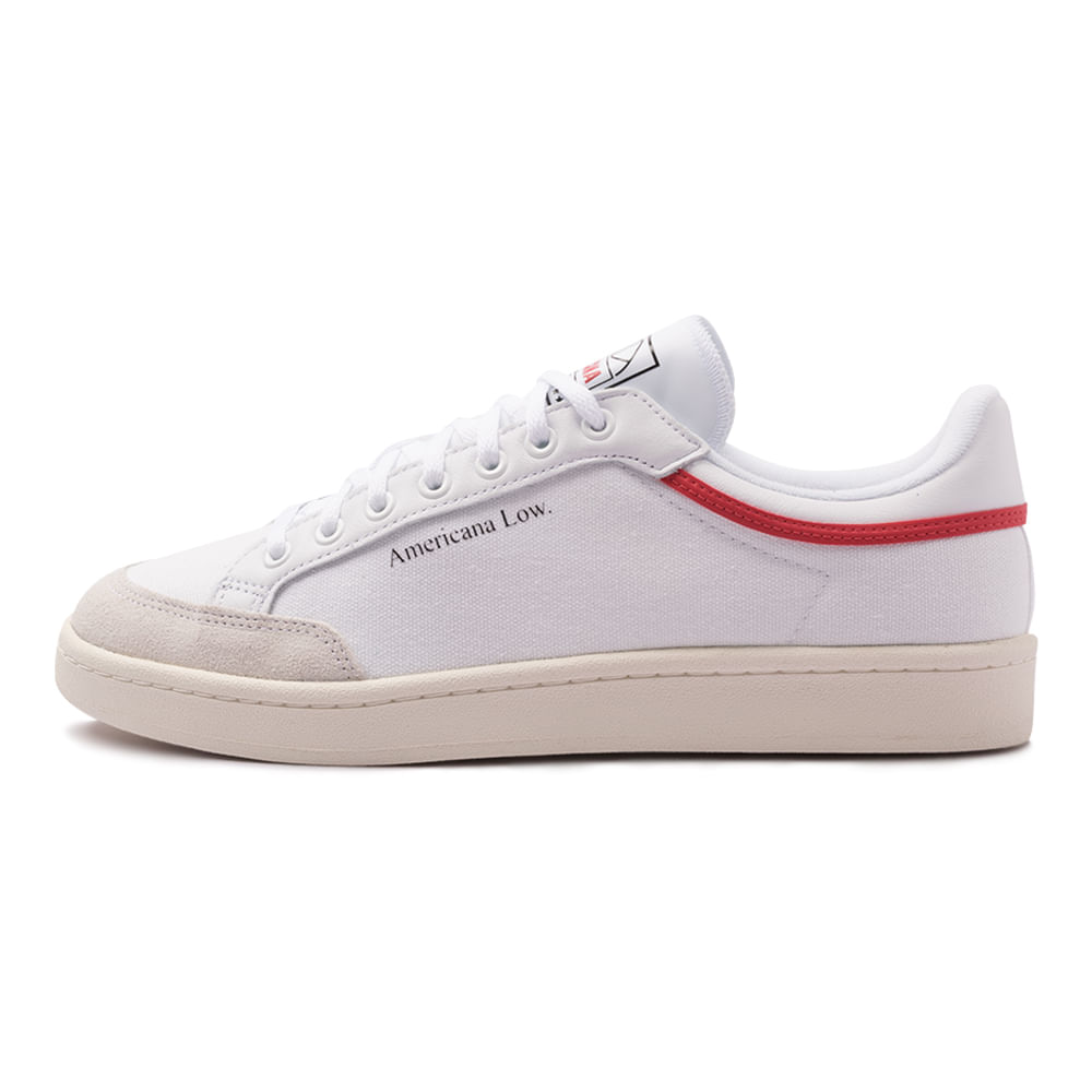 Tenis-adidas-Americana-Low-Masculino-Branco
