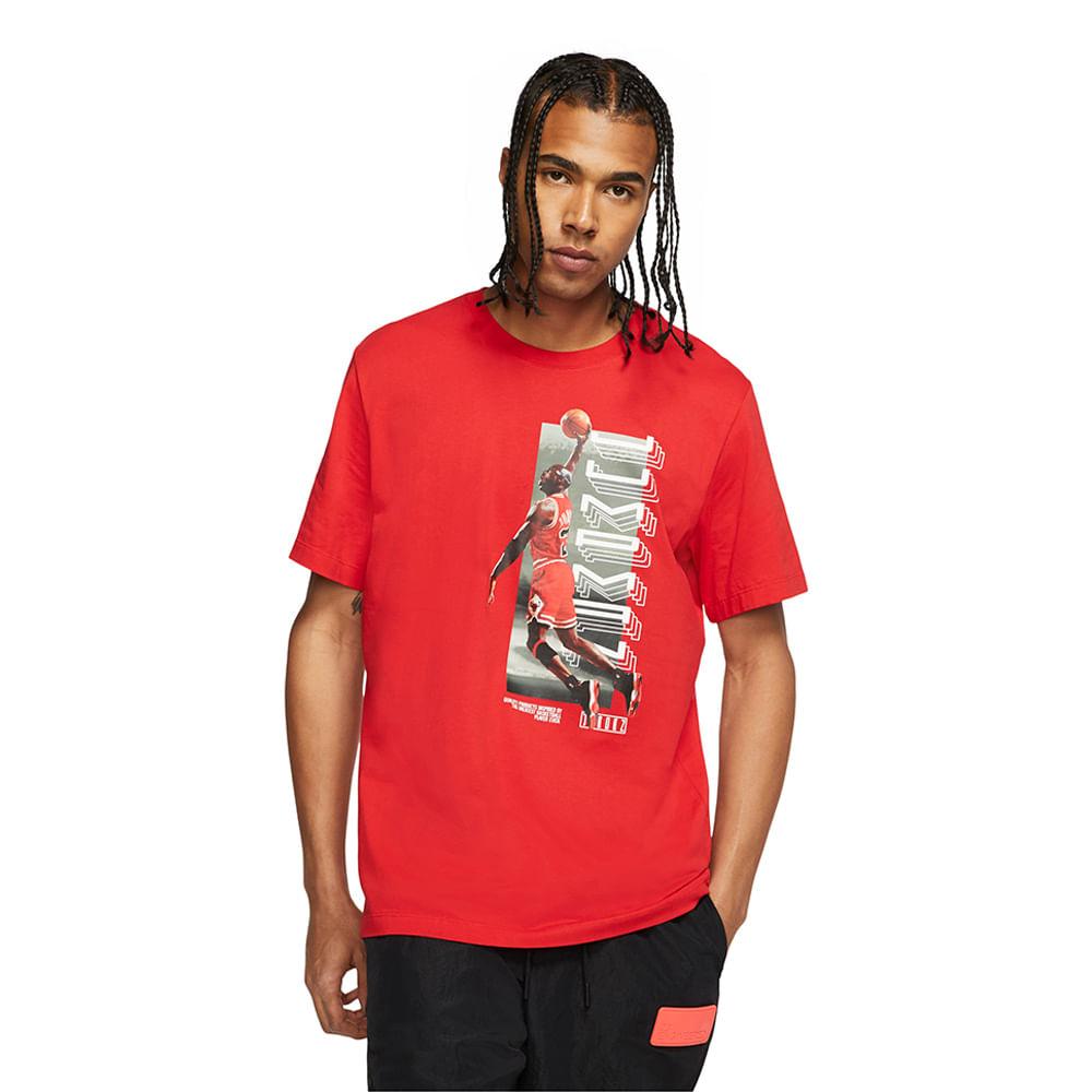 Camiseta-Jordan-Legacy-AJ11-Masculina-Vermelha
