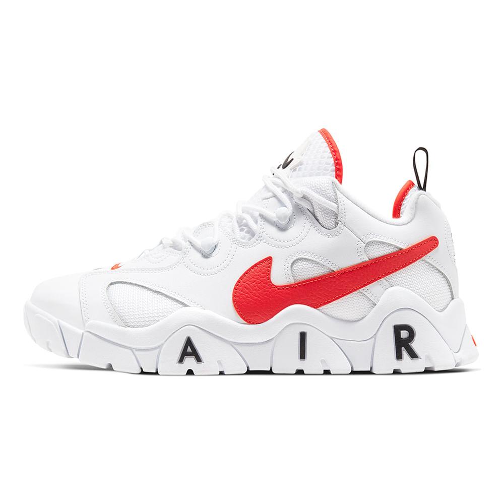 Tenis-Nike-Air-Barrage-Low-Masculino-Branco