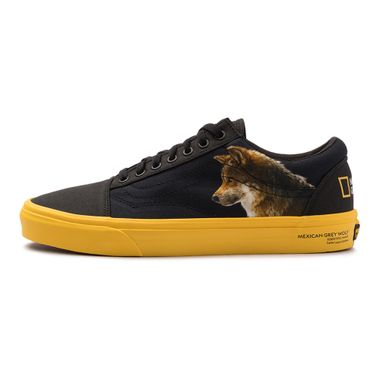 Tenis-Vans-X-National-Geographic-Old-Skool-Multicolor