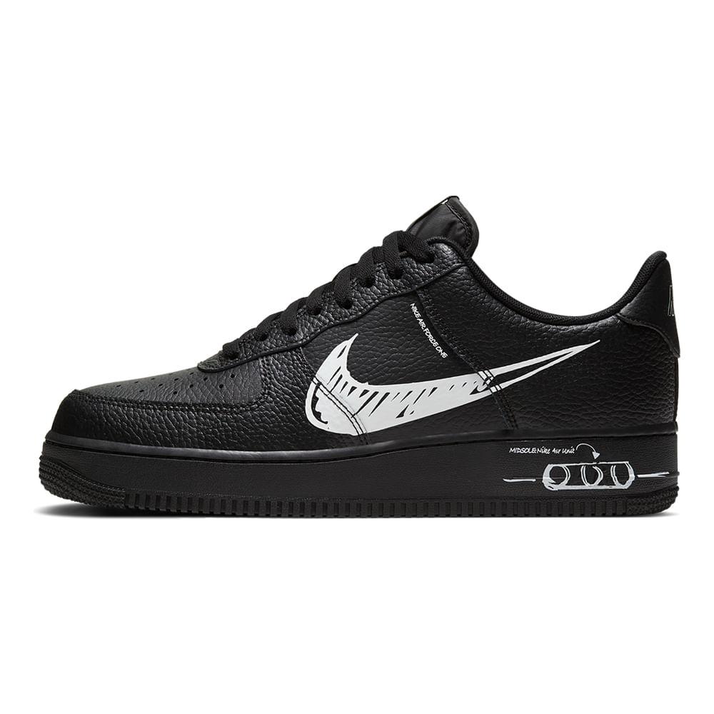 Tenis-Nike-Air-Force-1-Lv8-Utlty-Masculino-Preto