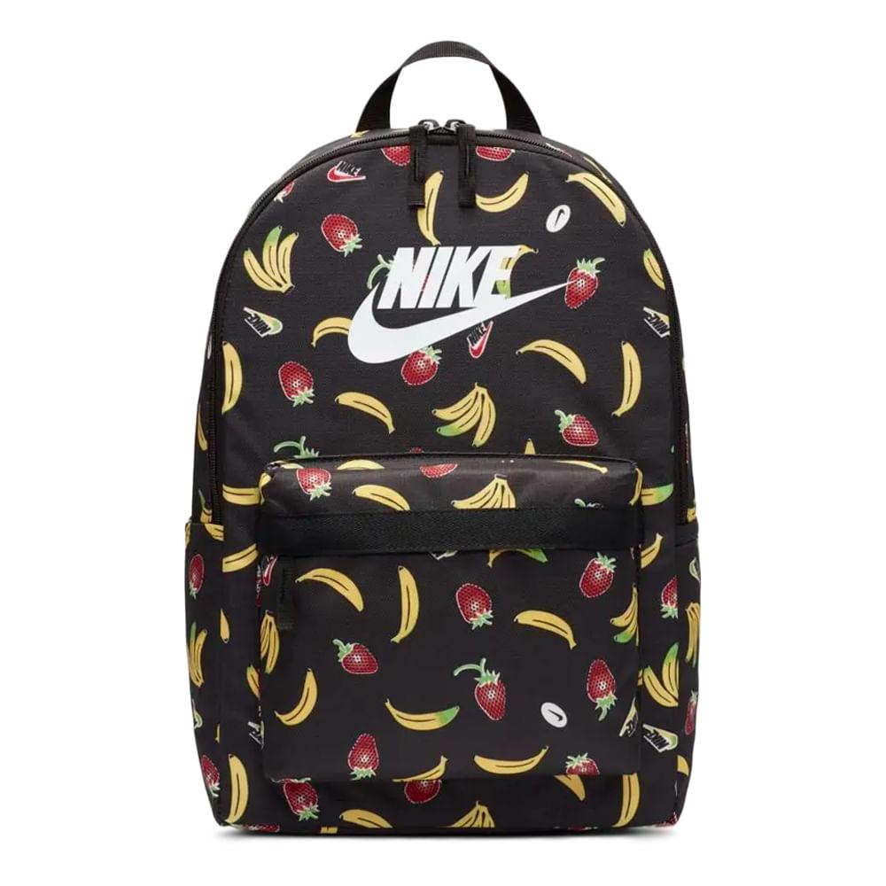 Mochila-Nike-Heritage-Preta