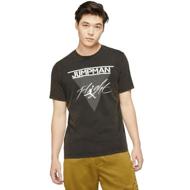 Camiseta-Jordan-Jumpman-Flight-Masculina-Preta