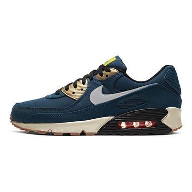 Tenis-Nike-Air-Max-90-Prm-Masculino-Azul