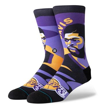 Meia-Stance-Anthony-Davis-Multicolor