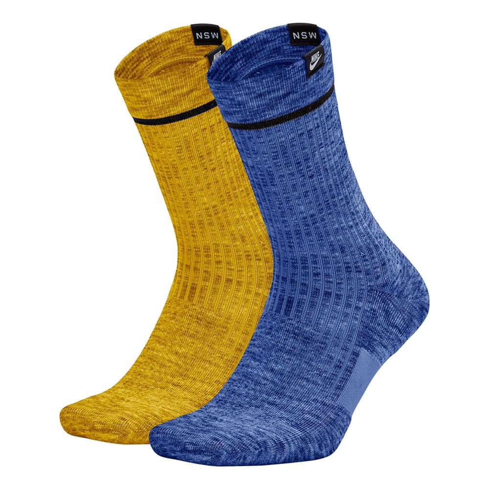 Meia-Nike-Snkr-Sox-Essential-2Pk-Multicolor