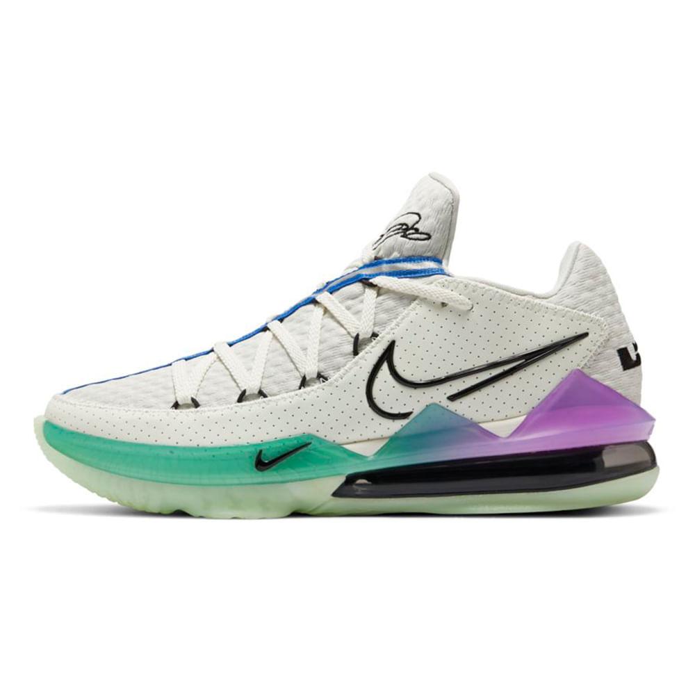 Tenis-Nike-Lebron-XVII-Low-Masculino-Multicolor
