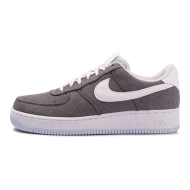 Tenis-Nike-Air-Force-1-07-LX-Masculino-Cinza
