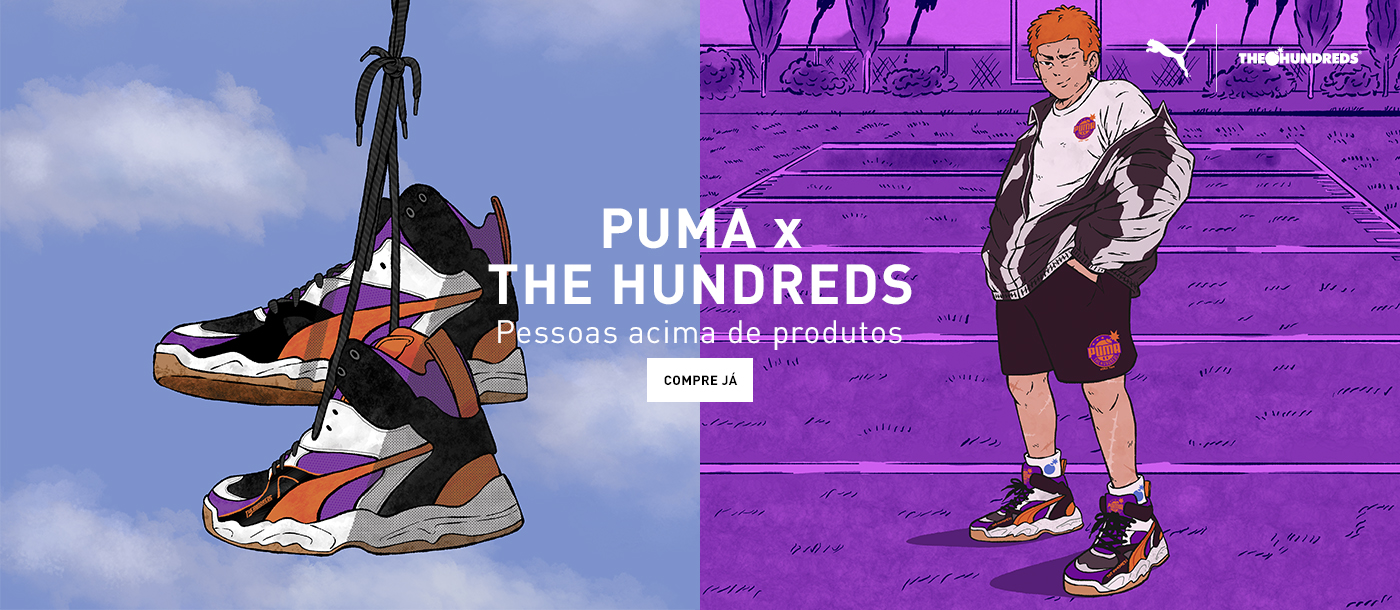 Puma X The Hundreds