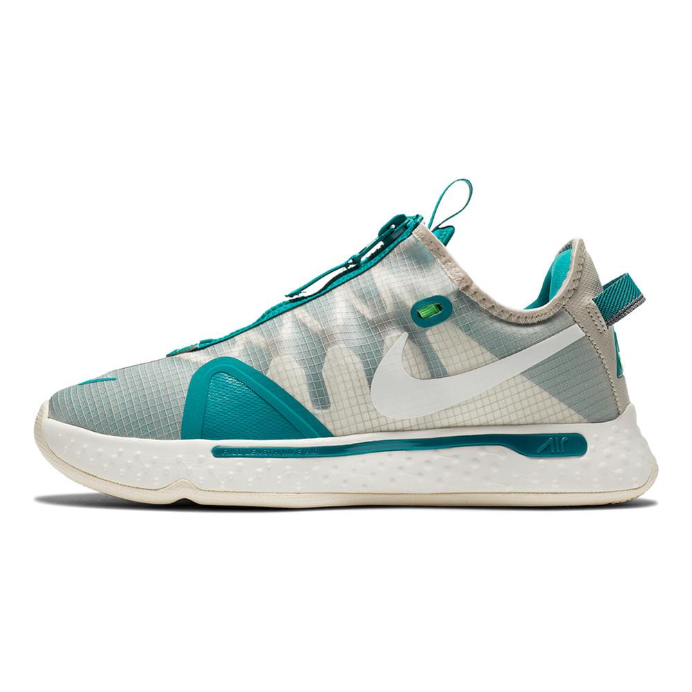 Tenis-Nike-PG-4-PCG-Masculino-Verde
