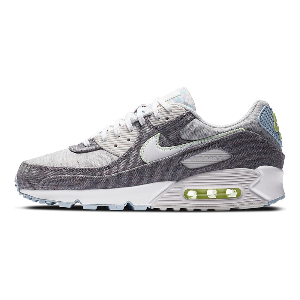 Tenis-Nike-Air-Max-90-Nrg-Masculino-Cinza