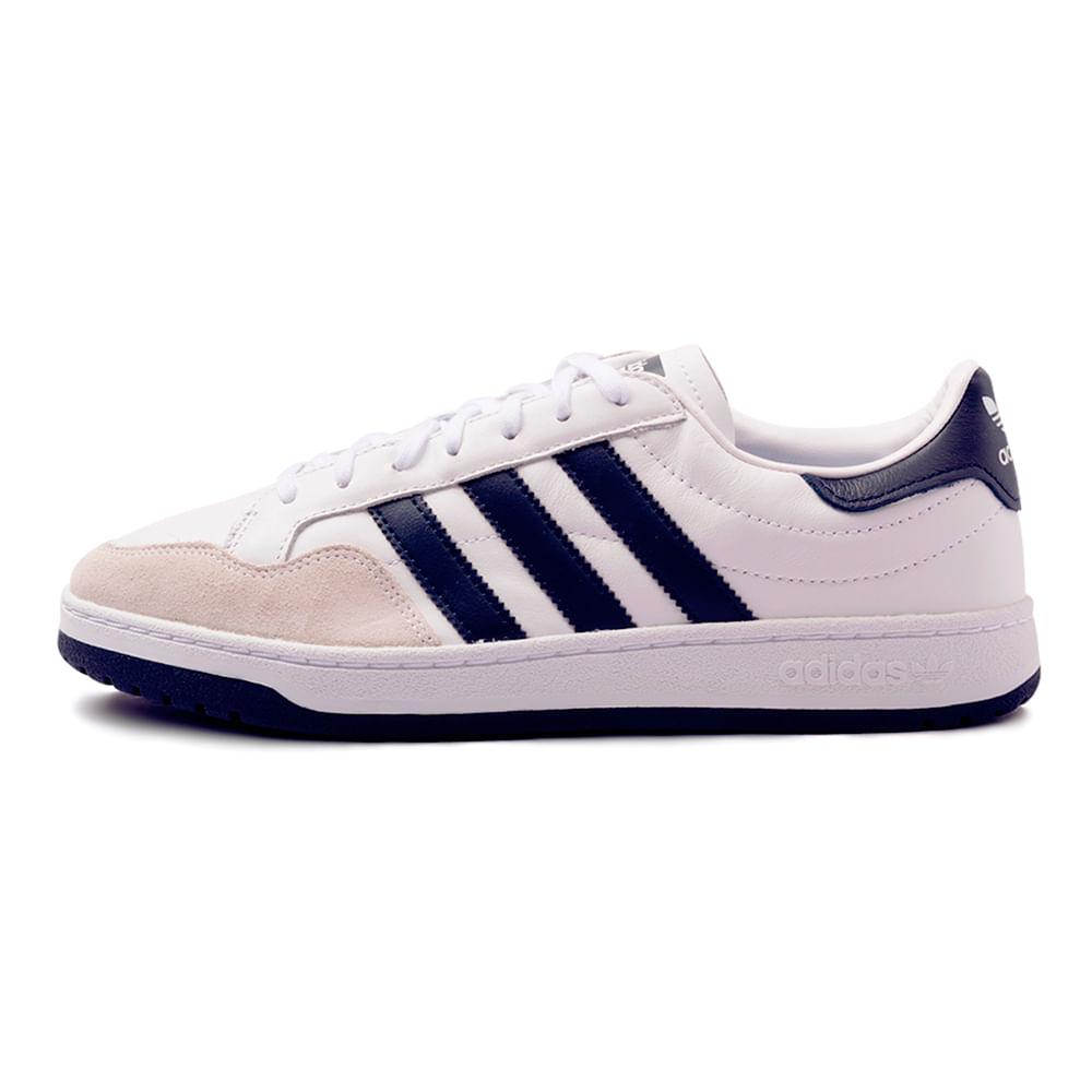 Tenis-adidas-Court-Modern-80-Masculino-Branco