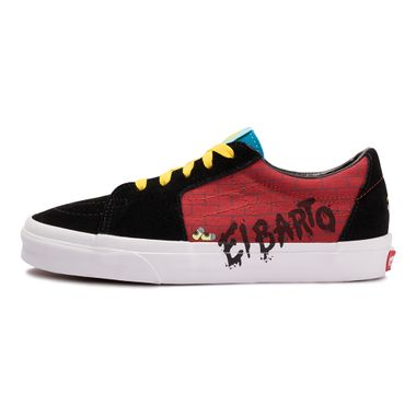 Tenis-Vans-X-Os-Simpsons-Sk8-Low-Multicolor