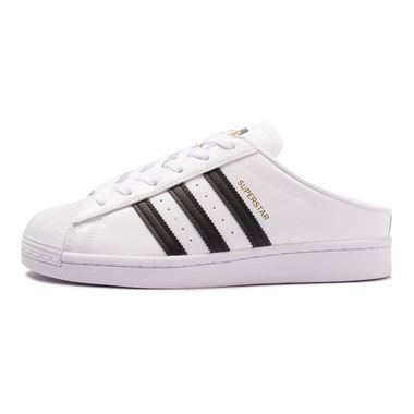 Tenis-adidas-Superstar-Mule-Masculino-Branco