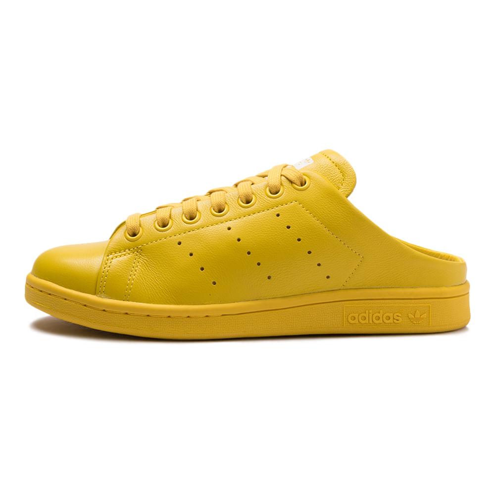 Tenis-adidas-Stan-Smith-Mule-Masculino-Amarelo